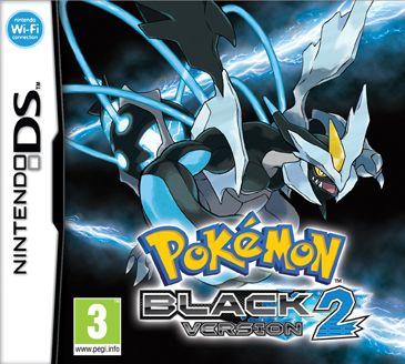 Pokemon - Black Version 2 (DS)