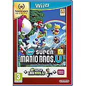Wii U New Super Mario Bros. U + New Super Luigi U Select