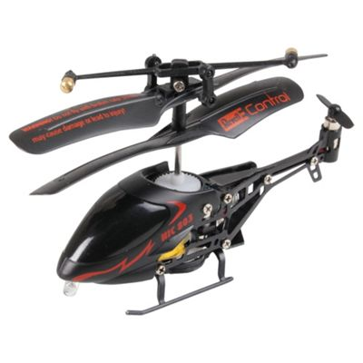 Revell Control RC XS Helicopter 803 Black