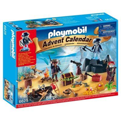 Playmobil - Advent Calendar - Pirate Treasure Island (6625)