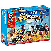 Playmobil - Advent Calendar - Pirate Treasure Island (6625)