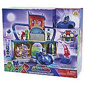 PJ Masks Headquarters Play Set