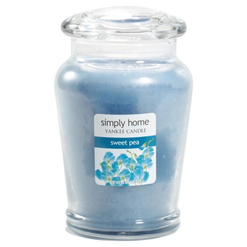 Yankee Candle Jar Sweet Pea, Large