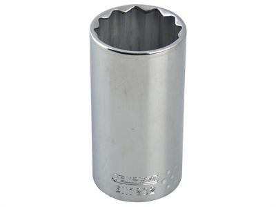 Britool Bi-Hexagon Deep Socket 1/2in Drive 15mm