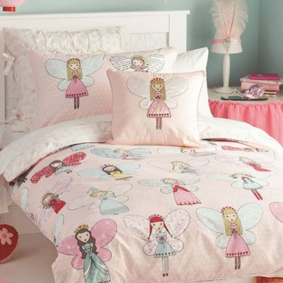 Fairy Dress Up 100 Cotton Double Duvet