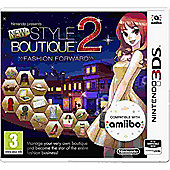 Nintendo Presents: New Style Boutique 2 - Fashion Forward 3DS
