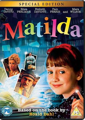 Matilda (Re-Package - New Art)