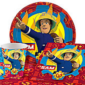 Fireman Sam Party Pack - Value 8 Pack
