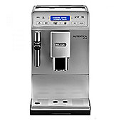 DeLonghi ETAM29620SB Auhtentica Plus Coffee Maker with 1450W and 1.4L Capacity in Silver