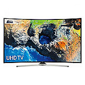"Samsung UE65MU6200 65"" Curved 4K UHD-HDR Pro Smart LED TV FreeviewHD"