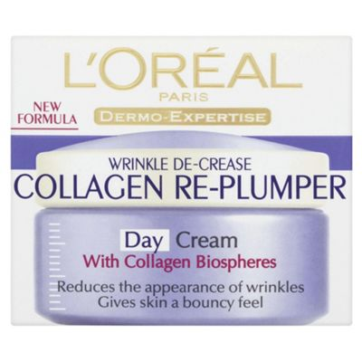 L'Oréal Wrinkle Decrease Collagen Day Cream 50ml