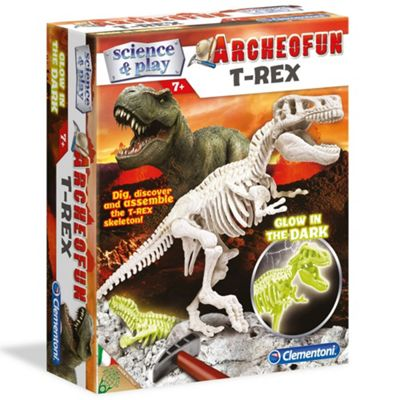 Archeofun Glow in the Dark T- Rex