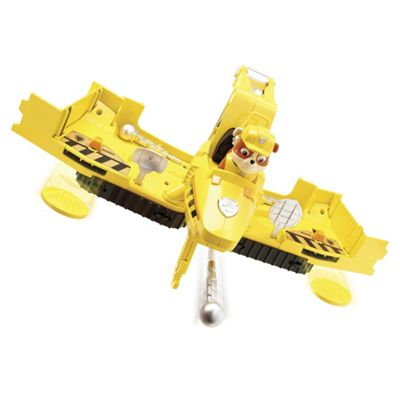 Paw Patrol Mission Paw - Flip & Fly Vehicle Rubble