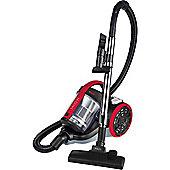 Polti Forzaspira C110 1400W Cylinder Vacuum Cleaner Black & Red