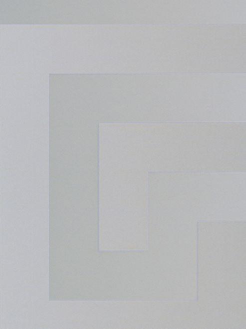 Versace Greek Key Wallpaper 10m x 70cm Silver 93523-5