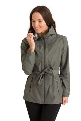 Zakti Under The Weather Waterproof Trench Coat ( Size: 4 )