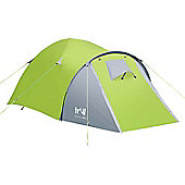 Trail Bracken 2-Man Dome Tent With Large Porch - Green
