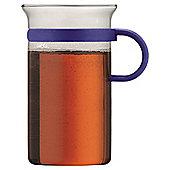 Bodum Set of 4 Blue Mugs