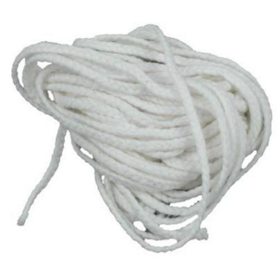 PD 6m 50mm Medium Plaited Cotton Wick
