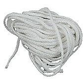 PD 6m 50mm Medium Plaited Cotton Wick