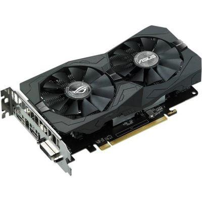 ASUS ROG-STRIX-RX560-O4G-GAMING AMD Radeon RX 560 4 GB GDDR5 Gaming Graphics Card - Black