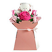 Baby Girl Clothes Flower Box