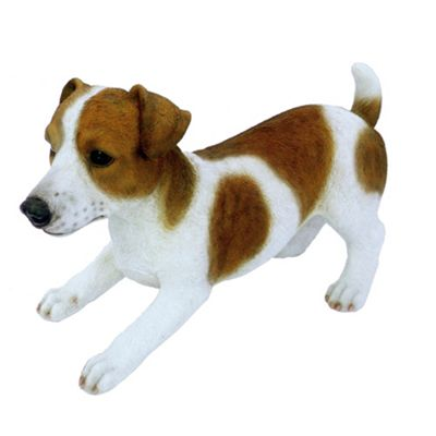Real Life Small Jack Russell Ornament