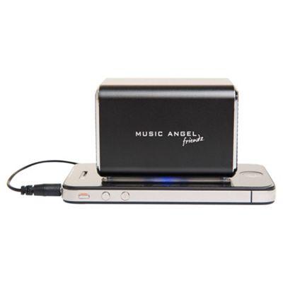 Music Angel Friendz Portable Speaker Black