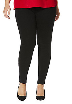 Simply Be Skinny Jeans - Black
