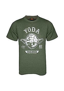 Star Wars Mens T-Shirt - Green
