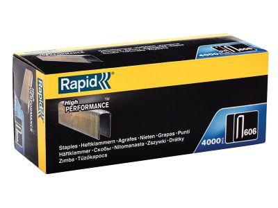 Rapid 606/30B4 30mm Staples Narrow Box 4000