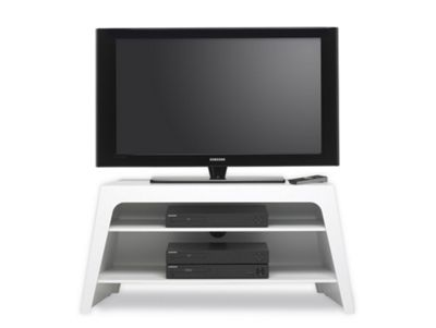 Mor Colorado TV Stand - High Gloss Black