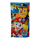 Character Paw Patrol Marshal Chase Printed Beach Towel