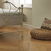 Westco Glueless Engineered Oak Herringbone
