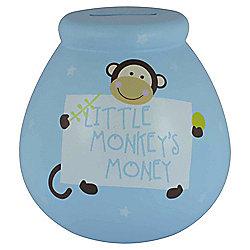 Little Monkeys Money Pot of Dreams