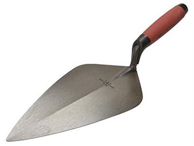 Marshalltown M/T3411D - 34D 11in Wide London Pattern Brick Trowel Durasoft Handle