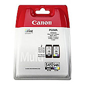 Canon PG-545/CL-546 Ink Cartridge Value Pack