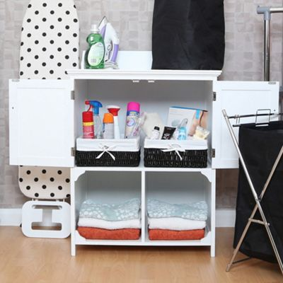 Premier Housewares Storage Floor Standing Cabinet