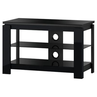 Tesco Wood and Glass TV Stand for up to 32