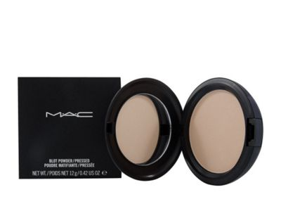 Mac Blot Powder Pressed Medium Dark 12g