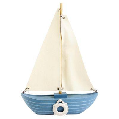 Nautical sail boat object