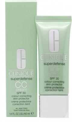 Clinique Superdefense CC Cream 40ml SPF30 - Light Medium