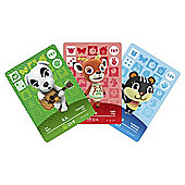 amiibo Animal Crossing Cards (3 pcs) (Volume 2)