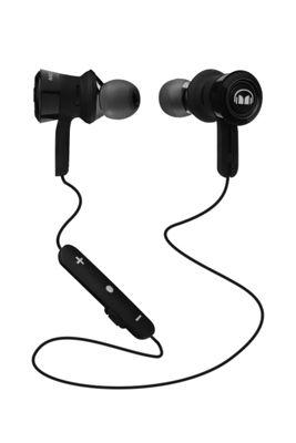 Monster Clarity HD In-Ear Bluetooth Black/Platinum Headphones