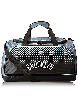 Brookyln Nets NBA Basketball Fade Holdall Bag 42x25x23cm Forever Collectibles