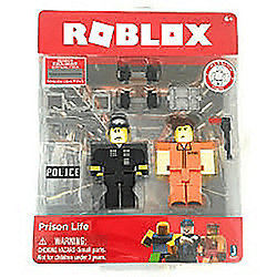 ROBLOX - Prison Life Game Pack Series 2
