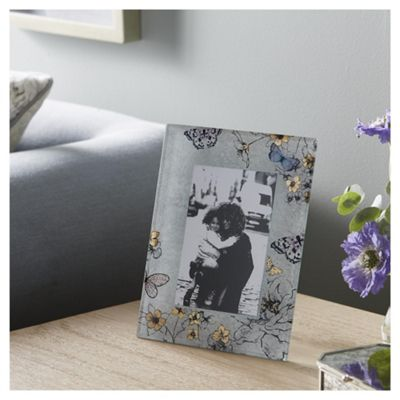 buy fox ivy butterfly print photo frame 4x6 from our. Black Bedroom Furniture Sets. Home Design Ideas