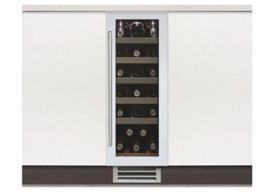 Caple Wi3122WH Undercounter Single Zone Wine Cabinet