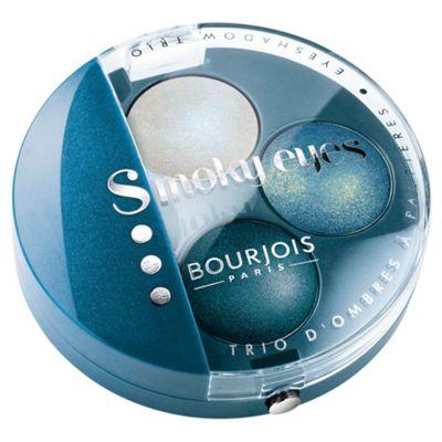 Bourjois Smokey Eyes Trio-Bleu Rock
