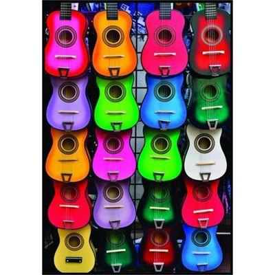Colours of Music - 500pc Puzzle